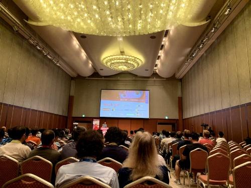 写真●2019年9月に福岡で開催されたウェブ標準化団体であるW3Cの年次総会に当たる「TPAC 2019」の模様