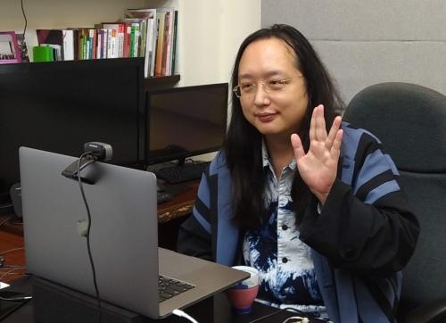 Audrey Tang(唐鳳、オードリー・タン)