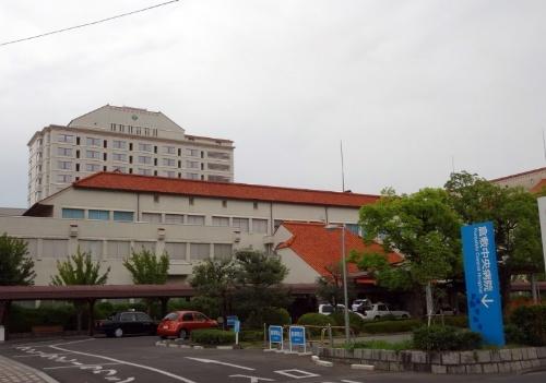 倉敷中央病院(撮影:日経 xTECH)