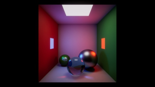 レートレーシングでは、光がどのように進むかが演算でシミュレートされるため、光の反射によってもたらされる陰影や映り込みなどをリアルに表現できる