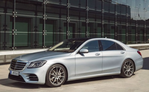 図3 Daimler社の「Sクラス」