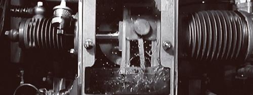 図2 試作した圧縮機