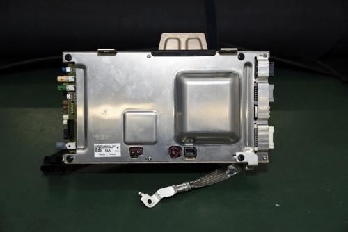 MCUの基板が搭載された車載コンピューター
