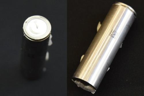 テスラ「モデル3」に搭載されている電池セル