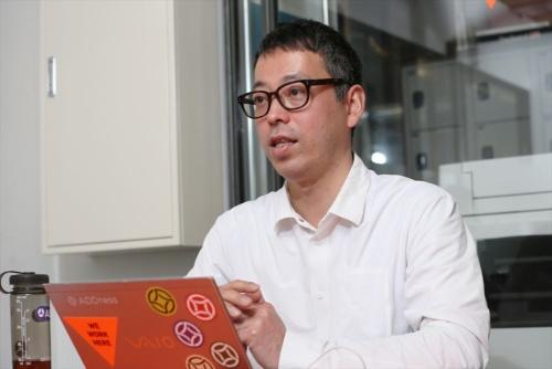 アドレス代表取締役社長の佐別当隆志氏(写真:都築 雅人)