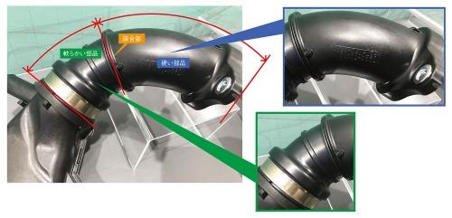 図2 吸気ダクトの構造