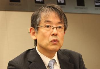 日本IBMの溝上敏文ワトソンヘルス事業部長
