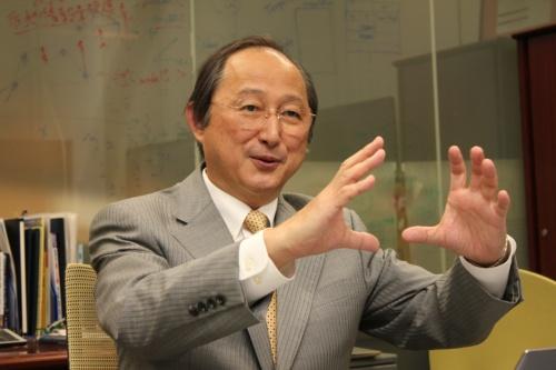 東京大学医科学研究所ヒトゲノム解析センターの宮野悟センター長
