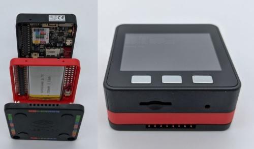 Basicと電池モジュール