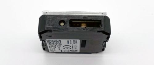 マルチセンサーの電池スロット