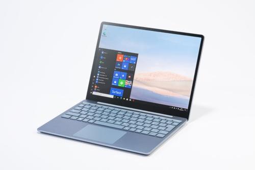 マイクロソフトの12.4型モバイルノート「Surface Laptop Go」