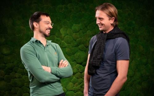 Revolut共同創業者のVladyslav Yatsenko氏(左)とNikolay Storonsky氏