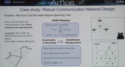 ネットワーク経路の最適化に量子コンピューターを応用する米航空宇宙局(NASA)の提案
