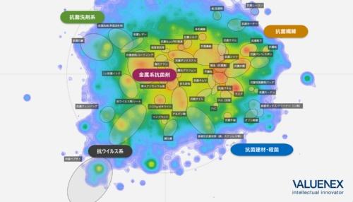 図1 抗菌技術の全体像