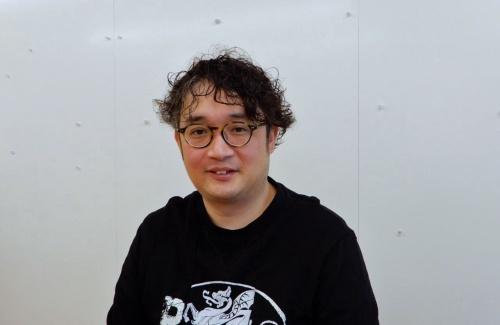 ネイ&パートナーズジャパンの渡邉竜一代表(写真:三上 美絵)