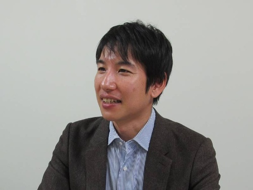 東京工業大学の松浦知史准教授