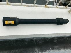 BFRPによる試作品のパイプ(写真:アルテクロス)