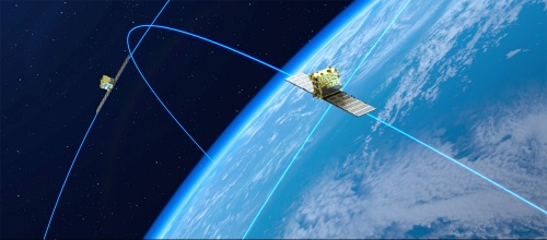 日本のSynspective(シンスペクティブ)が開発中のSAR衛星「StriX-α」