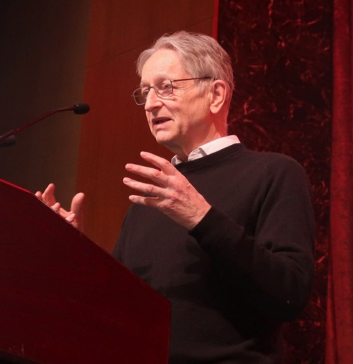 米グーグルにも所属するカナダ・トロント大学のジェフリー・ヒントン名誉教授