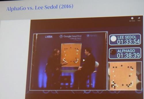 2016年、AlphaGoは世界トップの囲碁プロ棋士イ・セドル氏と対戦し、4勝1敗で勝利した