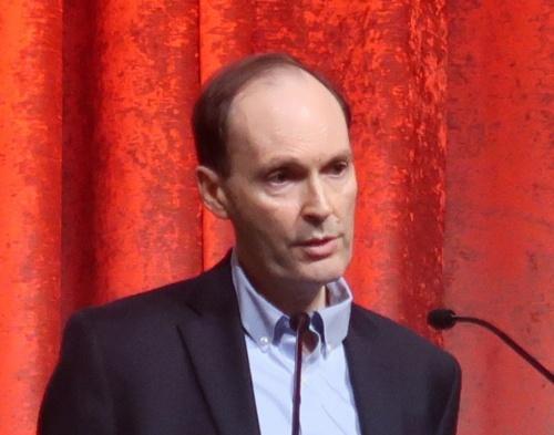 米IBM トーマス・J・ワトソン研究所 特別研究員のマレー・キャンベル氏