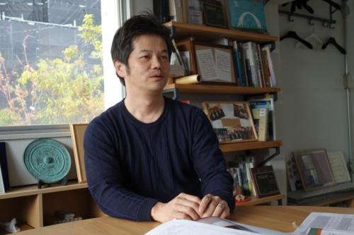 小堀哲夫建築設計事務所代表の小堀哲夫氏(写真:日経アーキテクチュア)