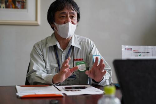 キンレイ代表取締役 鈴木猛史氏