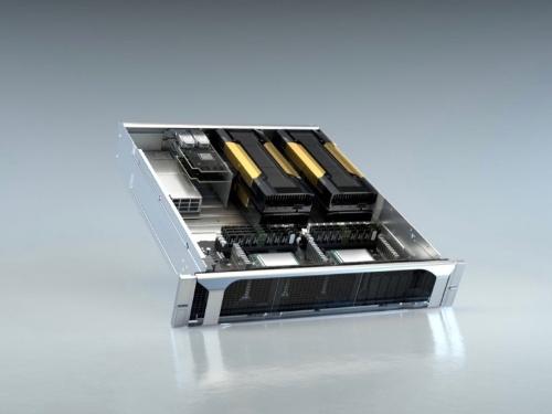 NVIDIAのエッジサーバー「NVIDIA EGX Edge Supercomputing Platform」