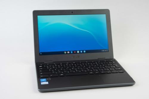 今回メインで取り上げる「ASUS Chromebook C204MA」