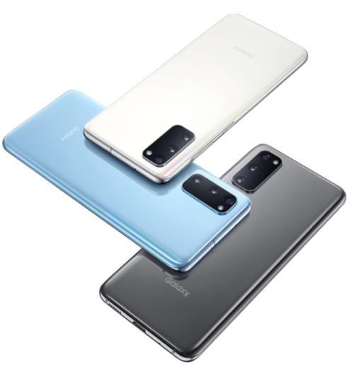 韓国サムスン電子(Samsung Electronics)の「GALAXY S20 5G」など、Android搭載スマホでもWi-Fi 6への対応が進む
