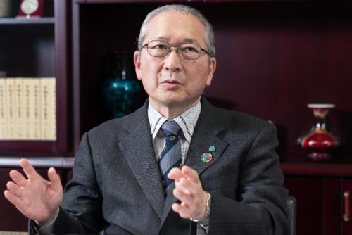 神津 里季生(こうづ・りきお)氏