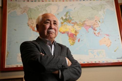 『感染症の世界史』著者 石弘之氏