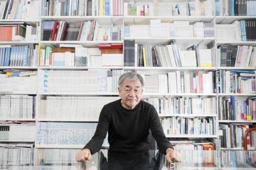 隈 研吾(くま・けんご)氏