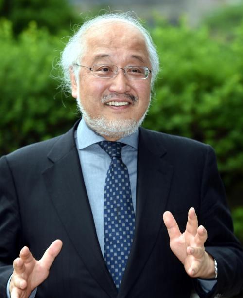 東京大学大学院経済学研究科教授 兼 東京大学ものづくり経営研究センター長の藤本隆宏氏