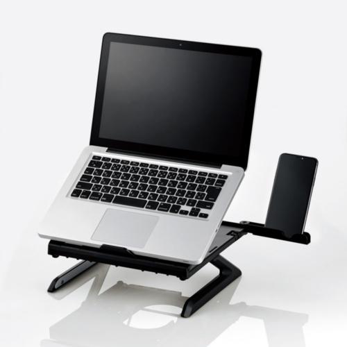 エレコムのノートパソコンスタンド「PCA-LTSH8BK」