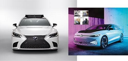 写真:トヨタ、TRI-AD、VW
