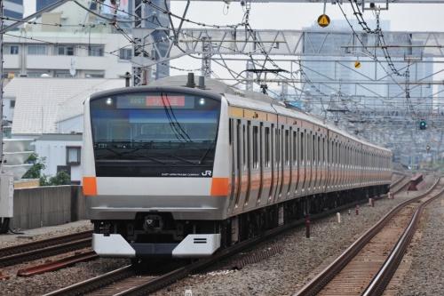 東日本旅客鉄道の中央線快速