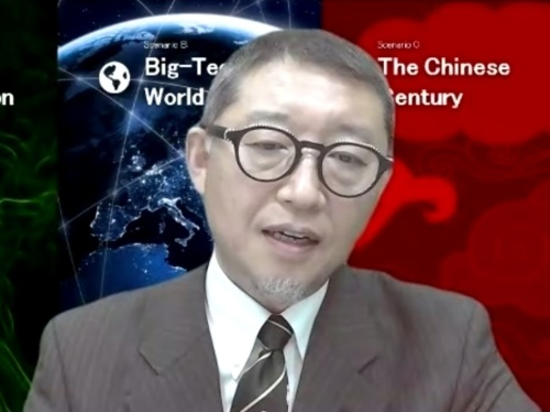 米Strategic Business Insights(SBI)Intelligence Evangelist, Vice Presidentの高内章氏