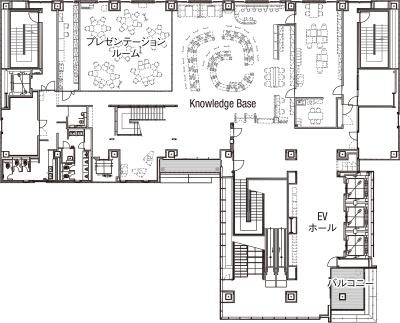 13階平面図