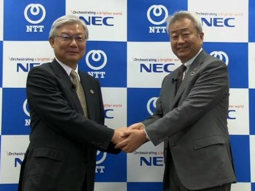 NTTとNECの日の丸連合はOpen RANを武器に海外市場を狙う