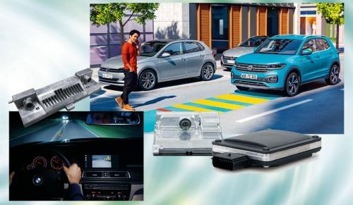 写真:BMW、VW、ヴァレオ、コンチネンタル、日立オートモティブシステムズ