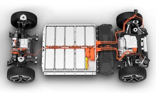図1 Volkswagenの新型EVにはアジア製電池