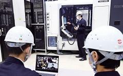 図1 工作機械のデジタル立ち会い