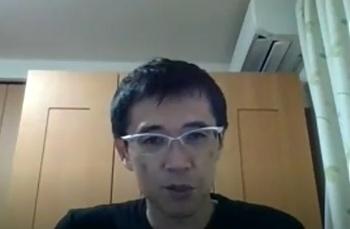 図3 情報通信総合研究所上席主任研究員の岸田重行氏
