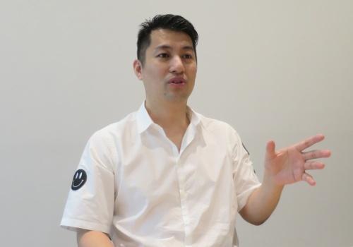 GA technologiesの樋口龍社長