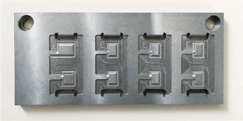 図1 アルボロン製のリフロー治具