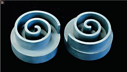 図2 アルボロン製の部品