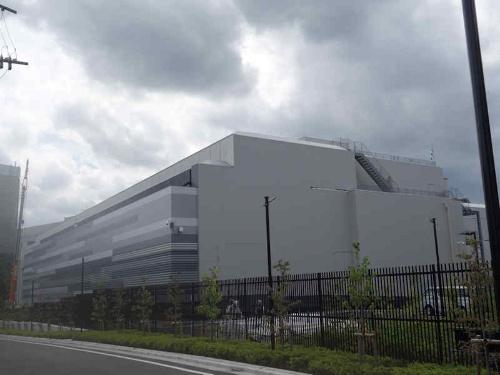 三井不動産が建設を進める大規模データセンター
