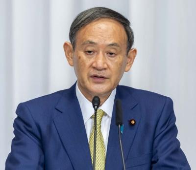 自民党の新総裁に選ばれた菅義偉氏