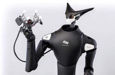 Telexistence(テレイグジスタンス)製の遠隔作業ロボット「Model-T」